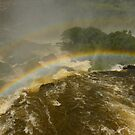 Double rainbow by jon  daly