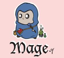 The Mage One Piece - Long Sleeve