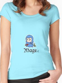 The Mage Women's Fitted Scoop T-Shirt