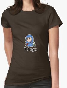 The Mage Womens Fitted T-Shirt