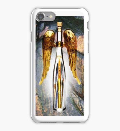† ❤ † BOTTLED ANGEL IN FLIGHT † ❤ † iPhone Case/Skin