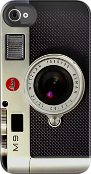 Leica M9 camera apple iphone 5, iphone 4 4s, iPhone 3Gs, iPod Touch 4g case by www. pointsalestore.com