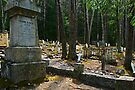 Skagway's Boot Hill by Yukondick