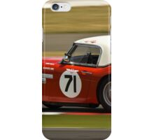Austin Healey 3000 MK1 iPhone Case/Skin