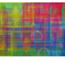Colorful 13 Photographic Print