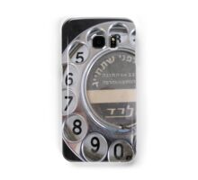 Vintage rotary phone Samsung Galaxy Case/Skin