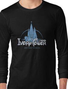 Ivory Tower Long Sleeve T-Shirt