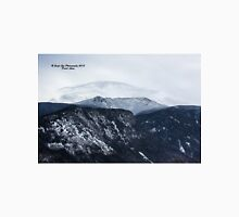 Looking towards Mt. Lafayette from Cannon Mountain - Franconia, NH 01-11-15 Unisex T-Shirt