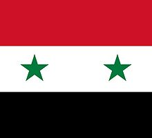 Syrian and proud by SY98