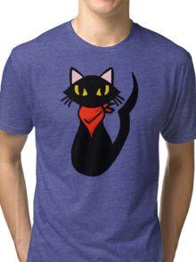 Cat Sissel Tri-blend T-Shirt