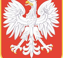 Coat of Arms of the Second Polish Republic, 1927-1939 by abbeyz71
