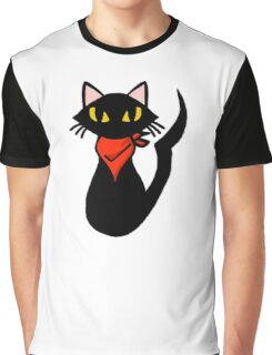Cat Sissel Graphic T-Shirt