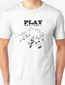 PLAY MUSIC T-Shirt