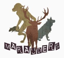 The Marauders One Piece - Short Sleeve