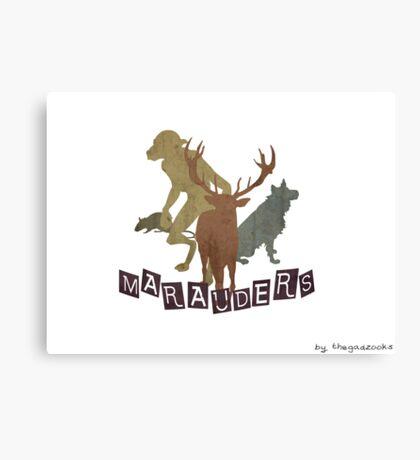 The Marauders Canvas Print