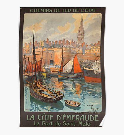 Vintage poster - France Poster