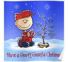 charlie brown Christmas  Poster