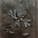 Mickey in Carbonite by burbskate