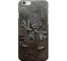 Mickey in Carbonite iPhone Case/Skin