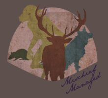 The Marauders - Mischief Managed Baby Tee
