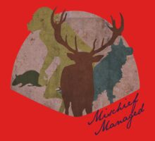 The Marauders - Mischief Managed Kids Clothes