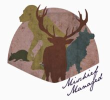 The Marauders - Mischief Managed One Piece - Long Sleeve