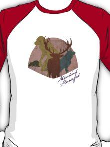The Marauders - Mischief Managed T-Shirt