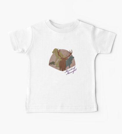 The Marauders - Mischief Managed Baby Tee