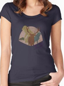 The Marauders - Mischief Managed Women's Fitted Scoop T-Shirt
