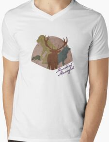 The Marauders - Mischief Managed Mens V-Neck T-Shirt