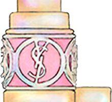 YSL lipstick by whatkimydid