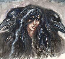 Morrigan by Laura Cameron