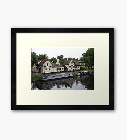 Fort St. George in England Framed Print
