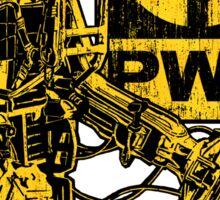 PWRLDR Sticker