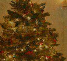 The Christmas Tree Sticker