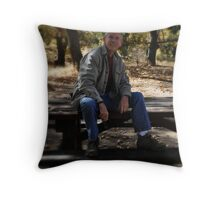 """ Atsa Me "" Throw Pillow"
