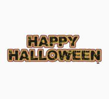 happy Halloween October 31 Kids Tee