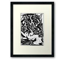 026 Framed Print