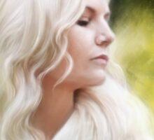 Emma Swan OUAT  Jennifer Morrison Sticker