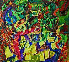Dreamself by Joshua Bell