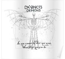 Da Vinci's Demons Poster