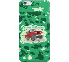 Jeepster Commando C-101 iPhone Case/Skin