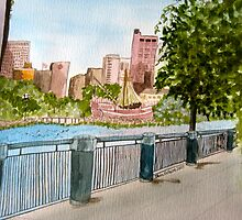 Riverbench View by Shira Fleming