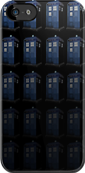 Doctor Who: TARDIS by jblee22
