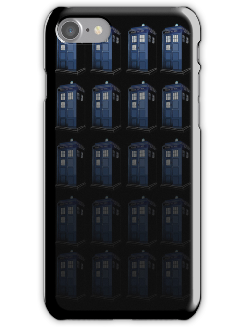 Doctor Who: TARDIS by jblee22