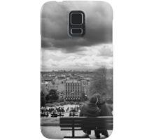 Kisses on a cloudy day - Paris France Samsung Galaxy Case/Skin