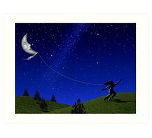 Night Flyer Art Print