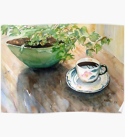 tea set Poster