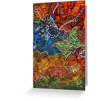 ART Therapy Greeting Card