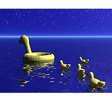 Rubber Duckies Photographic Print
